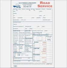 100 Free Tow Truck Service Blank Receipt Is Invoice And Resume Template Ideas