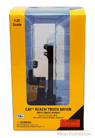 Caterpillar NR16N Reach Truck, Yellow - Norscot 55242 - 1/25 Scale ... Reach Trucks R14 R20 G Tf1530 Electric Truck Charming China Manufacturer Heli Launches New G2series 2t Reach Truck News News Used Linde R 14 S Br 11512 Year 2012 Price Reach Truck 2030 Ton Pt Kharisma Esa Unggul Trucks Singapore Quality Material Handling Solutions Translift Hubtex Sq Cat Pantograph Double Deep Nd18 United Equipment With Exclusive Monolift Mast Rm Series Crown 1018 18 Tonne Rushlift