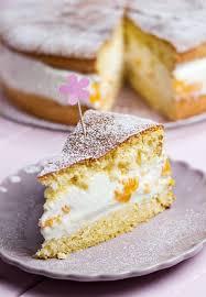 mandarinen käse sahne torte