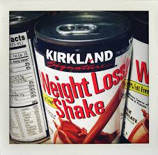 Kirkland Weight Loss Shake Costco