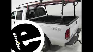 Review Tracrac Steel Rac Truck Bed Ladder Rack Ta91000 - Etrailer ...