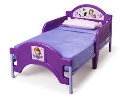 Amazon Delta Children Plastic Toddler Bed Disney Junior