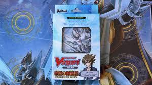 Vanguard Trial Deck 1 by Cardfight Vanguard Trial Deck Unboxing Td14 Seeker Of Hope