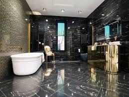 schlafzimmer ideen schwarz gold badezimmer deko gold