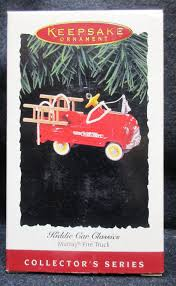 Hallmark Christmas Ornaments Kiddie Car Classics Murray Fire   Etsy Old World Christmas Glass Ornament Fire Truck Ornaments Personalized Occupations Hallmark Ornament Little People Lil Movers Fire Truck 2011 2015 Mater To The Rescue Keepsake Hooked On Red Die Cast Engine Cars Shopdisney Cheap Find Deals Police Fireman Medic My Brigade 1932 Buick With Light 4 14 Driver Cartoon Gifts Cowboy Chuck Christopher Radko Ruff N Ready 002480 Sbkgiftscom Sbkgiftscom Metal 84069 By Rolson Ebay