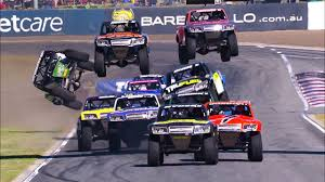 2017 Stadium SUPER Trucks Highlights