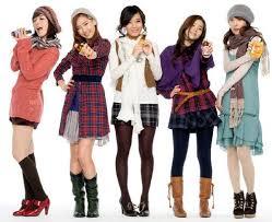 Korean Fashion Clothing Style For Girls