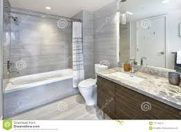 Modern Stylish Condo Bathroom Design With Gray Tiling Stock Photo ... Bathroom Design Ideas Wall Tile Tim W Blog The Latest Modern Bathroom Designs To Add Luxe On A Budget Home Modern Bathrooms Designs And Remodeling Htrenovations 50 Small Homeluf Best Youtube Contemporary Bathrooms Ideas Awesome Related Remodel With Walk In Shower Trendy 2017 Trends Improvements Design Philippines In Archives Stylish 128 Roundup Futurist