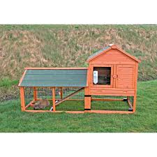 Yoder Sheds Mifflinburg Pa by Trixie Rabbit Hutch With Outdoor Run And Wheels Hayneedle