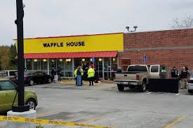 Suspect In Deadly Waffle House Shooting Still Being Sought - Vernon ...
