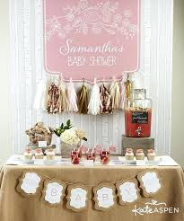 Rustic Party Ideas Baby Shower Tissue Paper Tassel Garland Aspen Chic