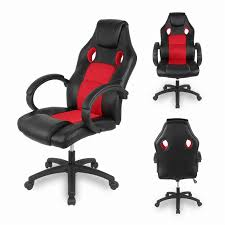 Racing Style Leather Play Chair - Ergonomic Office Chair ...