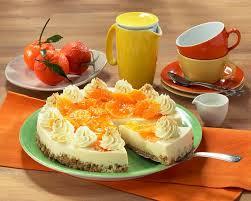 mandarinen käsekuchen