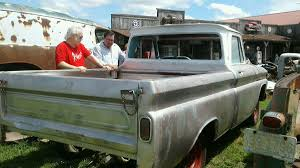 100 65 Gmc Truck T GRAHAM BROWN On Twitter This My Latest ProjectBringing This