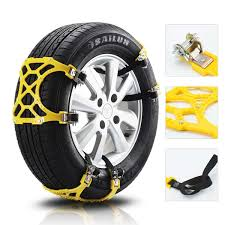 Universal Car Suit Accessories Tire Snow Chains For Cars Trucks ...