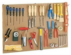 comment ranger les outils de jardin maison design bahbe