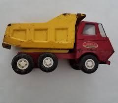 100 Tonka Mini Trucks Dump Truck Pressed Metal Vintage And 27 Similar Items