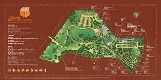 Queens Botanical Garden Map 43 50 Main Street Flushing NY