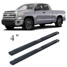 100 Toyota Full Size Truck Amazoncom Gevog 4 Black Running Boards For 0718 Tundra