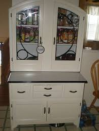 vintage art deco kitchen hoosier cabinet via etsy favorite