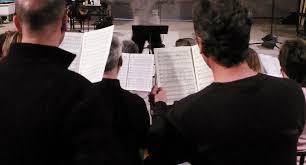 choeur de chambre de chœur de chambre de direction olivier delafosse