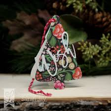 Saran Wrap Xmas Tree by Dual Stitched Christmas Tree Dies For Holiday Card Making And Crafting