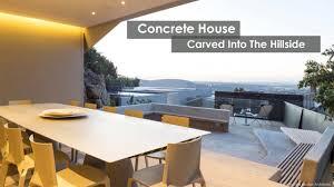 100 Van Der Architects Concrete House Nico Meulen