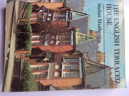 100 What Is A Terraced House The English Mazoncouk Stefan Muthesius