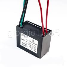 Cbb61 Ceiling Fan Capacitor 2 Wire by Fan Capacitors Four Wire Sesapro Com