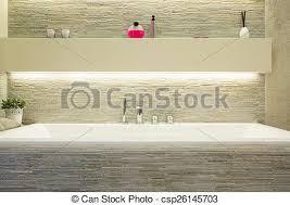 badezimmer bad porzellan luxus luxus nahaufnahme