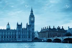 chambre du parlement big ben et de la chambre du parlement à londres banque d images et