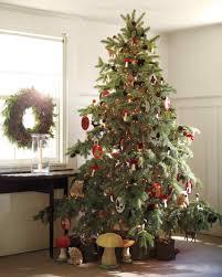 Types Of Christmas Tree Decorations by A Woodland Christmas At Martha U0027s House Martha Stewart