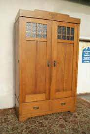schrank eiche in antike original wohnzimmerschränke bis