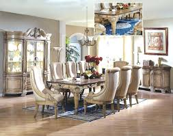 Fantastic Modern Formal Dining Room Furniture And Table Collections Elegant Living