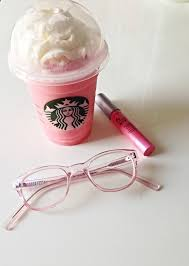 Starbucks Cotton Candy Frap