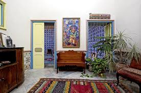 chambre bleue tunis la chambre bleue médina tunis location francophone