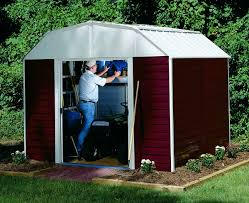 Arrow 10x12 Shed Assembly by Arrow Red Barn 10x14 Metal Shed Rh1014 C1 Free Shipping