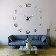 uhren teile zubehör design wand uhr wohnzimmer wanduhr