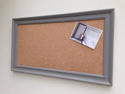 stylish large cork tiles large cork bulletin board framed cork for