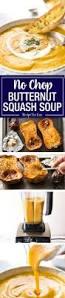 Spicy Pumpkin Butternut Squash Soup by No Chop Roast Butternut Pumpkin Squash Soup Recipetin Eats
