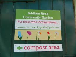 100 Addison Rd Road Community Garden THE ADDISON ROAD COMMUNITY