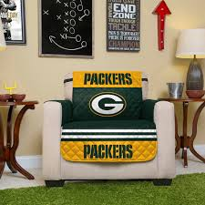 Kohls Pet Chair Covers by Bay Packers Quilted Chair Cover