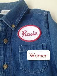 Rosie The Riveter Halloween Tutorial by Best 25 Rosie Riveter Ideas On Pinterest The Riveter Rosie The