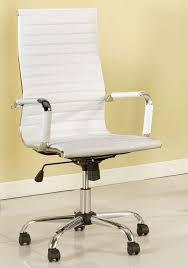 Wayfair White Desk Chairs by Best 25 High Back Office Chair Ideas On Pinterest Executive