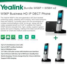 Yealink Cordless VoIP Phone W56H X2 + W56P PoE HD Voice And Base ... Los Angeles Gndale Phone Jack Data Network Cabling Voip Garage Phone Jack Youtube Different Types Of Voip Phones For Your Business Voicenext Att Ml17929 Standard Silver Walmartcom Voip Telephone Wiring Home 220v Circuit Mercury Marine Ozeki Pbx How To Connect Desktop Analog The Systems Provided By Infotel Richmond Va Suncomm 3ggsm Fixed Wireless Phonefwpterminal Fwtwifi Ata 1 Honeywell Vista20p Line Security System What Is And Does Work Magicjack Blogmagicjack Blog Sc2002pe Head Set Adapter Support Mtimodule