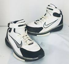 Vintage Nike Air Revolution Youth Size 55 Y Basketball High Top Shoes 050507