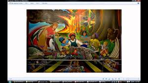 Denver Airport Conspiracy Murals by Comet Ison On Denver Airport Murals Illuminati Freemason