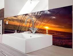 badezimmer spritzschutz glaslook spritzschutz fliesenspiegel