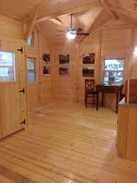 14x40 Cabin Floor Plans by Amish Made Cabins Amish Made Cabins Cabin Kits Log Cabins
