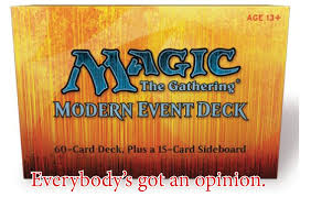 Most Expensive Mtg Deck Modern by Introducing The Modern Event Deck Competition By Dave Shedden